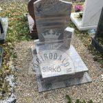Jupparana Colombo urna gránit sírkő