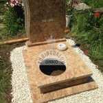 Madura gold urna sírkő KőBirodalom 0063