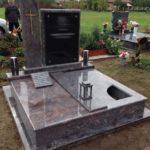 Paradiso Dupla sírkő