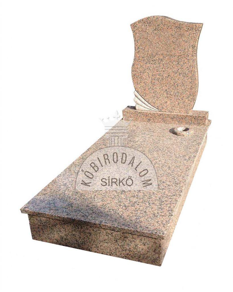 Rosa Porrino szimpla sírkő