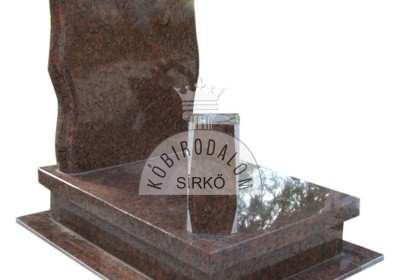 Vanga urna sírkő