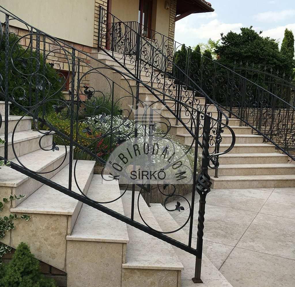 Kanfanar lépcső