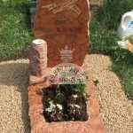 Tardosi mészkő urna sírkő