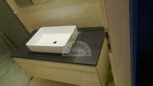 Essential Gobi Gray technistone mosdópult