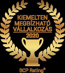 Kiemelten megbízható vállalkozás 2020 - Kőbirodalom